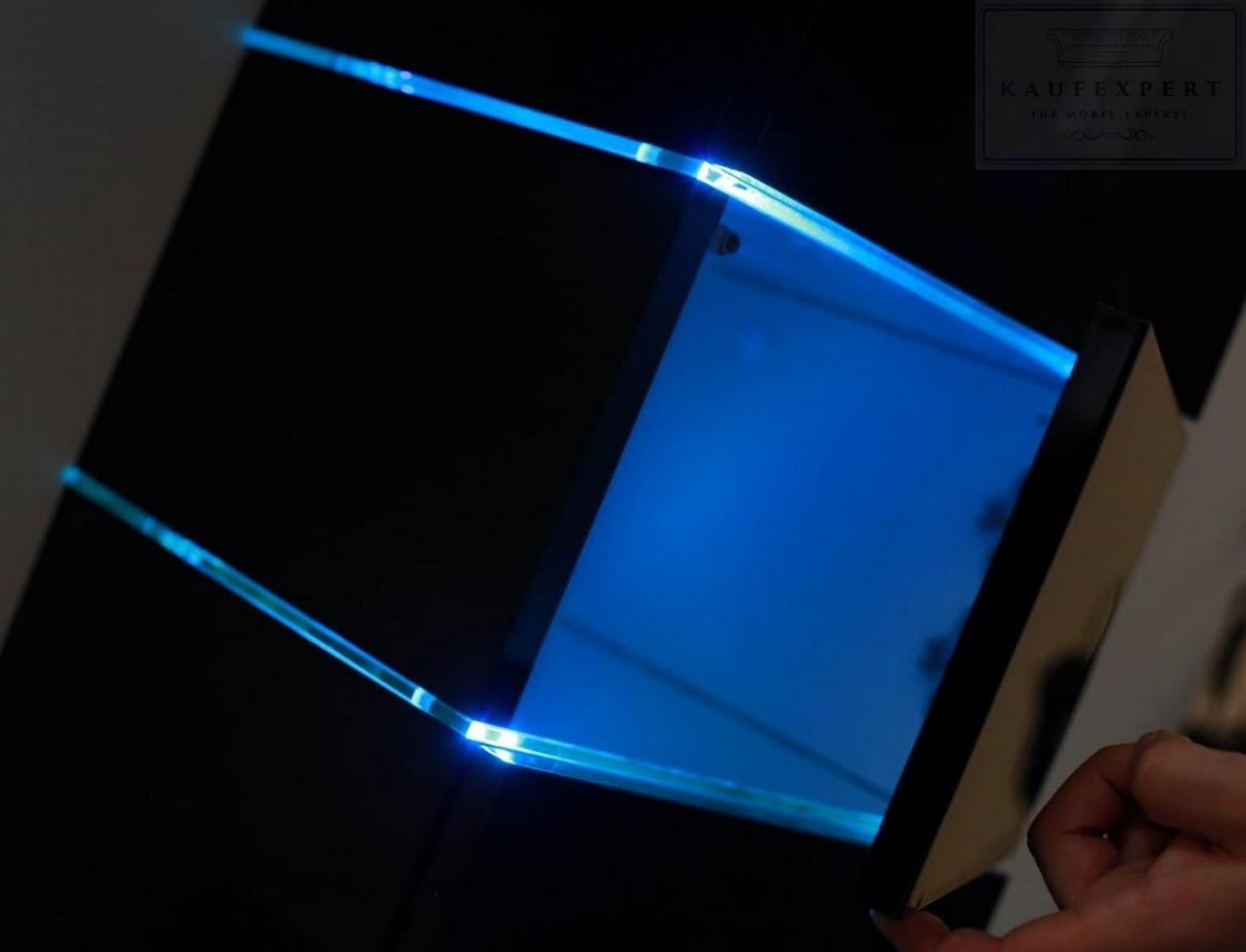 Badmöbel Set Prestige 1 Lichtgrün Hochglanz Lackiert KERAMIK Waschbecken Badezimmer  Led Beleuchtung Badezimmermöbel Lack Spiegelschrank