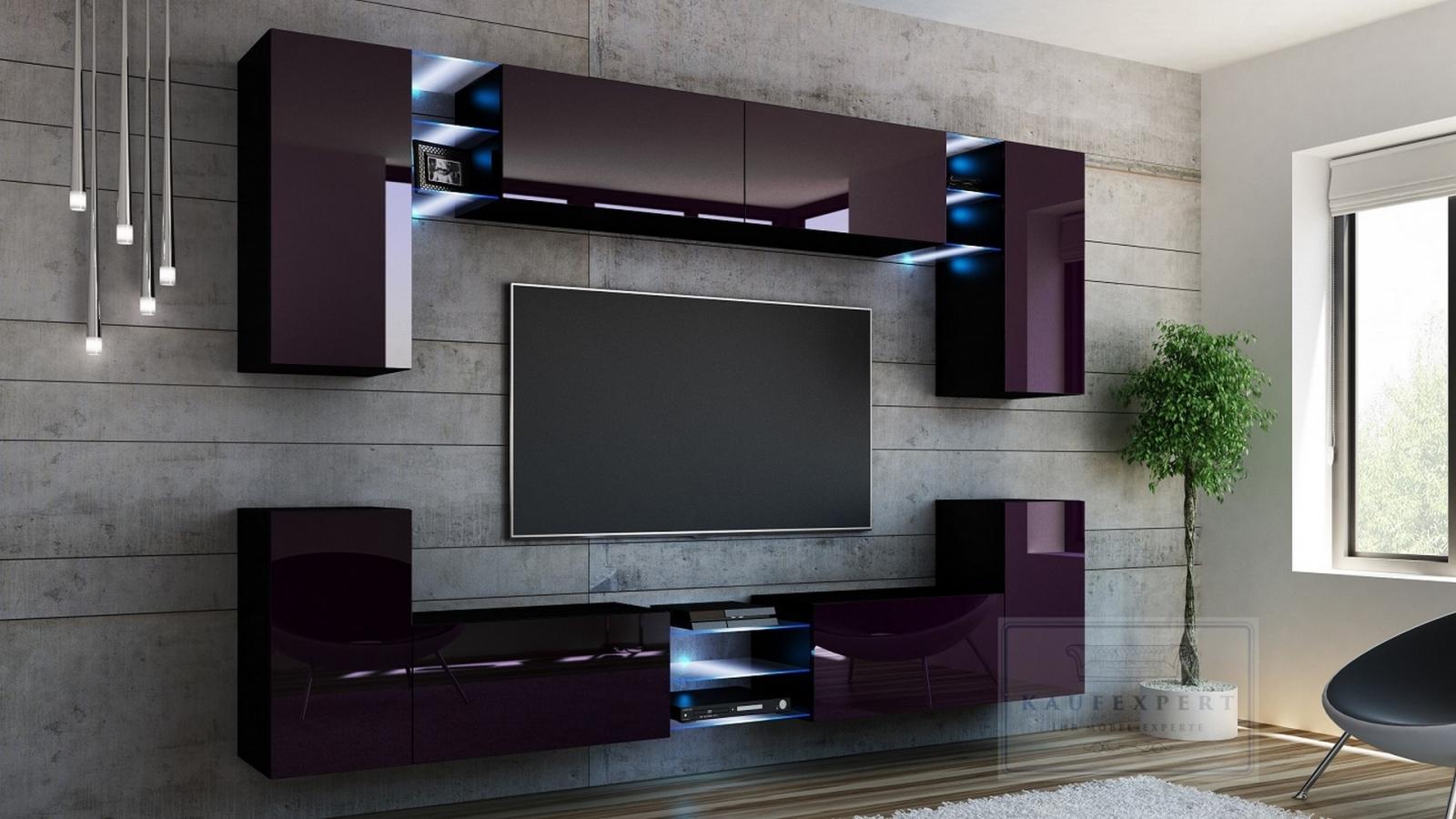 led tv wand awesome led tv wand nett led tv wand selber. Black Bedroom Furniture Sets. Home Design Ideas