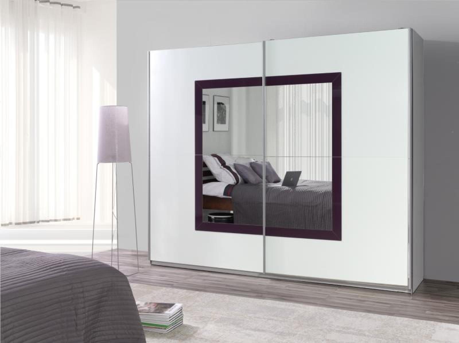 kaufexpert schwebet renschrank 244 cm prestige 32 wei. Black Bedroom Furniture Sets. Home Design Ideas
