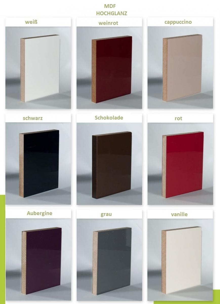 Badezimmermöbel weiß grau  KAUFEXPERT - Badmöbel-Set Lux 1 Cappuccino Hochglanz/ Weiß KERAMIK ...