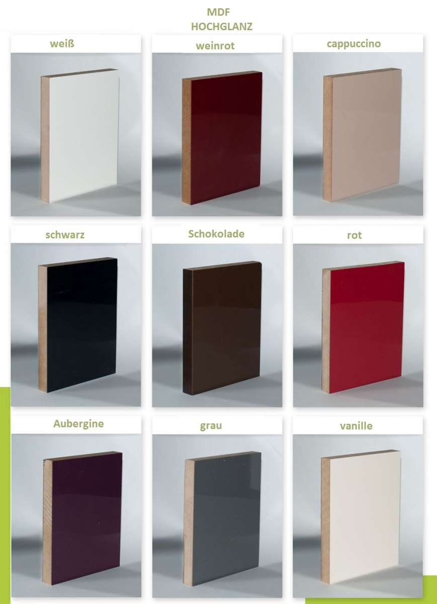 kaufexpert k chenzeile toro wei cappuccino hochglanz. Black Bedroom Furniture Sets. Home Design Ideas