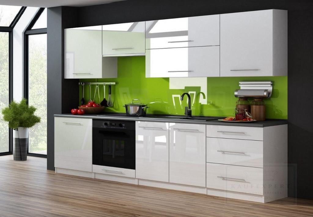KAUFEXPERT - Küchenzeilen 260 cm
