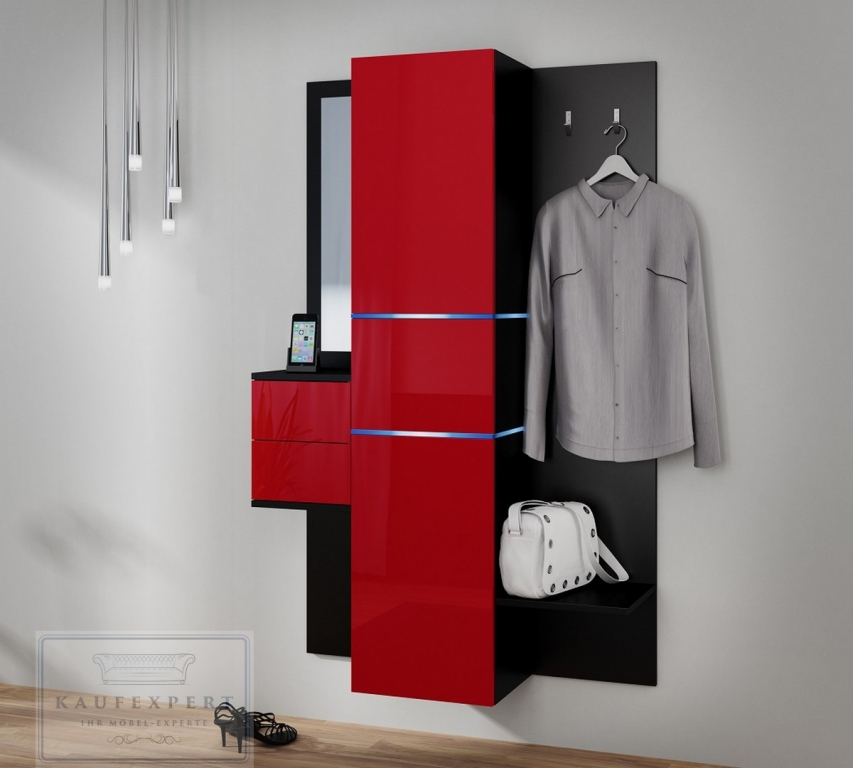 kaufexpert diele und flur. Black Bedroom Furniture Sets. Home Design Ideas